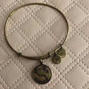 Taurus Alex & Ani bracelet